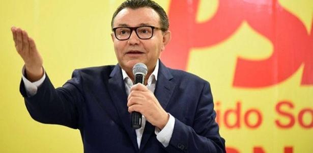 Carlos Siqueira criticou Michel Temer