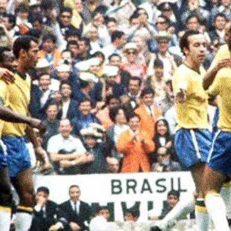 Seleção Brasileira de 1970 é relembrada e exaltada constantemente                              - Reprodução/Instagram