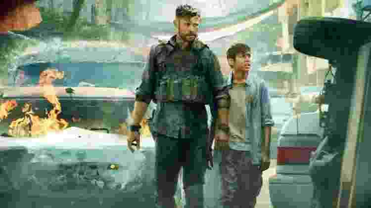 Resgate 2 pode reunir Chris Hemsworth com outro astro da Marvel - Reprodução / Internet - Reprodução / Internet