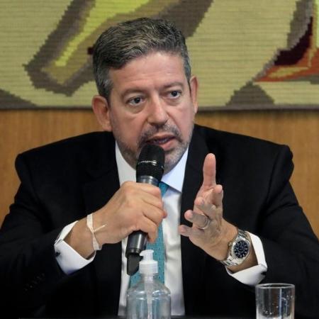 O presidente da Câmara, Arthur Lira (PP-AL)   -  Câmara dos Deputados