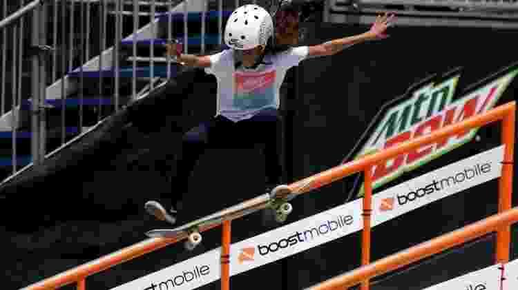 Skate: Rayssa Leal é a atleta mais nova do Brasil nos Jogos Olímpicos - GettyImages - GettyImages