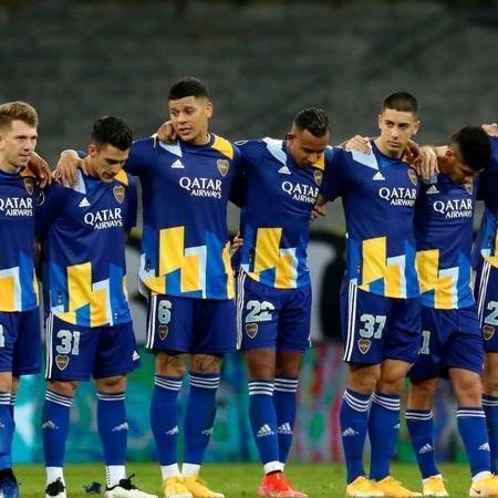Atlético-MG eliminou o Boca Juniors na Libertadores - GettyImages