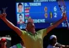 Thiem conquista o bicampeonato em Buenos Aires - Martin Acosta/Reuters