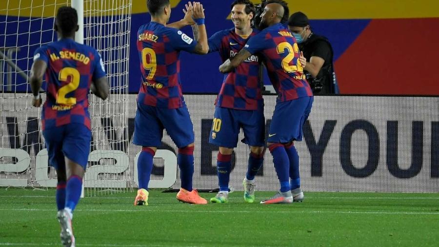 Barcelona lidera o ranking de clubes mais gastões desta janela de transferências - Lluis Gene/AFP