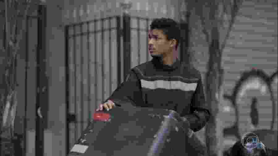 Anderson (Juan Paiva) em Malhação (Reprodução/TV Globo). - Reprodução / Internet