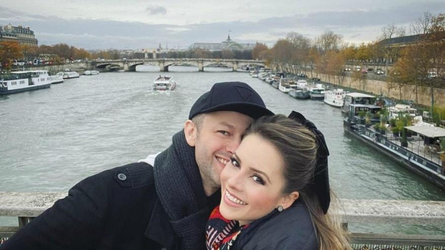 Sandy e Lucas Lima são casados desde setembro de 2008                              -                                 INSTAGRAM/@SANDYOFICIAL/REPRODUÇÃO