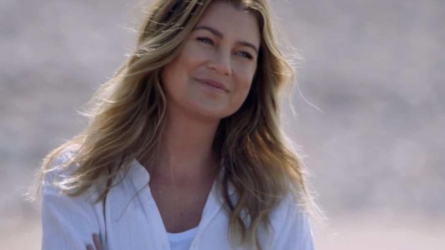 Ellen Pompeo, a Meredith, admite brigas com colegas de Grey's Anatomy - Reprodução / Internet