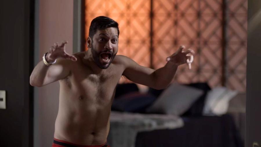Diogo (Armando Babaioff) em Bom Sucesso - Reprodução/TV Globo