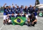 Demoliner e Matos vencem nas duplas e Brasil bate o Líbano pela Copa Davis