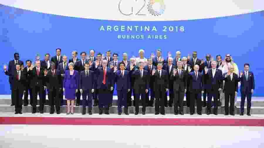 Por conta da pandemia da covid-19, G20 prorroga moratória de dívida de países -                                 AFP