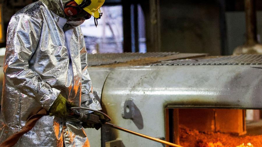 CNI revisou previsão de PIB industrial do Brasil para baixo - Reuters