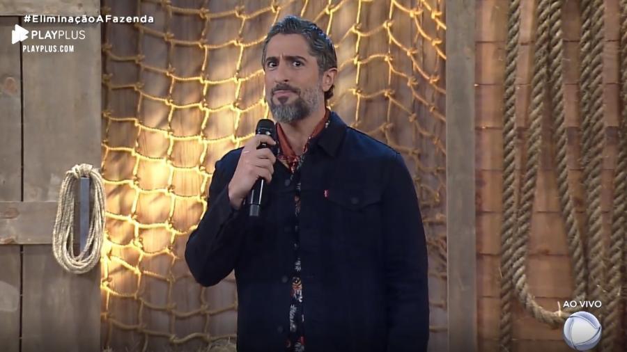 """Marcos Mion seguirá no comando de """"A Fazenda"""" - Reprodução/Internet"""