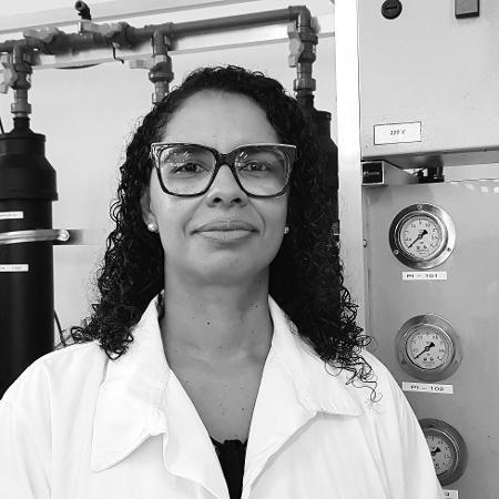 Kátia Simone, Engenheira Química, Maranhão  - Acervo pessoal - Acervo pessoal