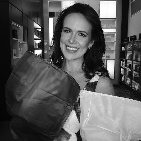 Michele Rigon Spier, Engenheira de Alimentos, Paraná - Acervo pessoal - Acervo pessoal
