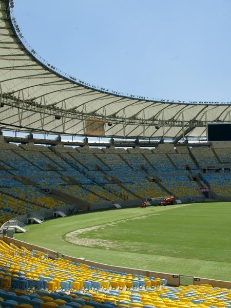 Estádio do Maracanã - Adobe Stock