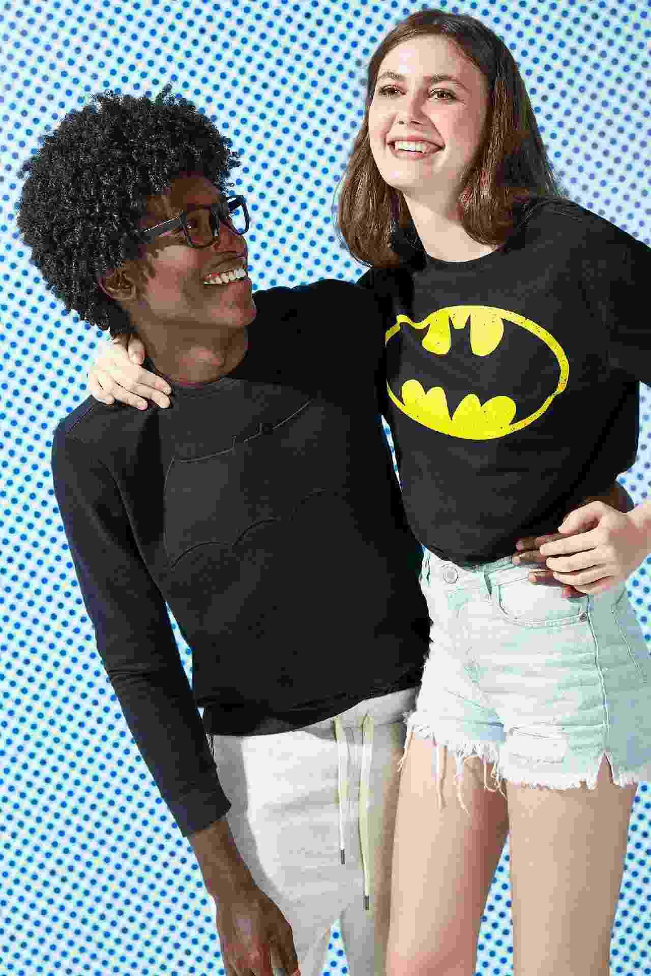 Coleção para CCXP 2018 - Inspiração: Batman - Riachuelo Geek Megastore