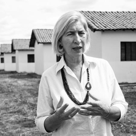 Maria do Carmo, Engenheira Civil, Mato Grosso do Sul  - Divulgação/AGEHAB/MS  - Divulgação/AGEHAB/MS