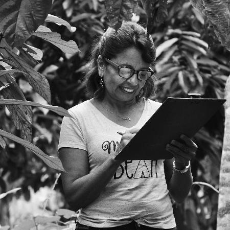 Nésia Moreno, Engenheira Florestal, Acre  - Arquivo/IMC  - Arquivo/IMC