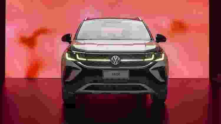 Frente - VW - VW
