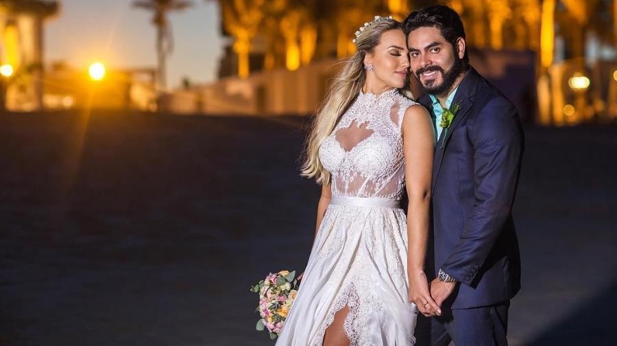 Casamento de Rodolffo e Rafa Kalimann - Michel Castro