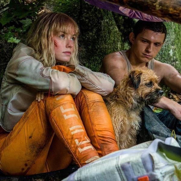 Daisy Ridley é Viola em 'Mundo em Caos', filme que ela protagoniza junto com Tom Holland