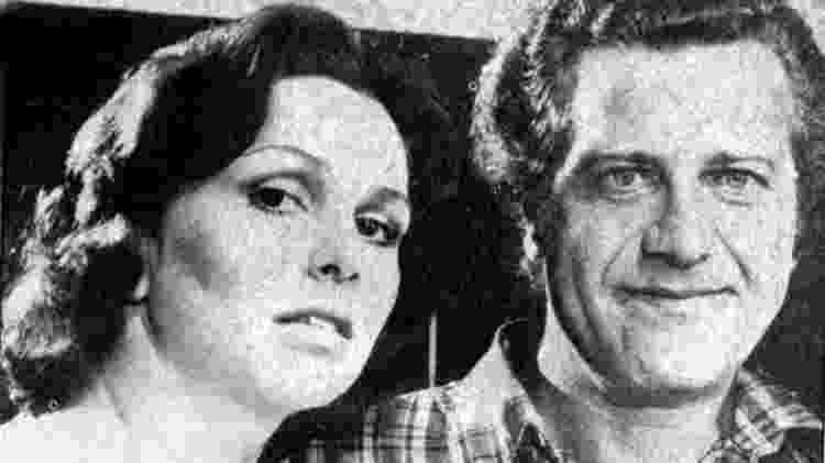Irene Ravache e Rolando - Reprodução - Reprodução