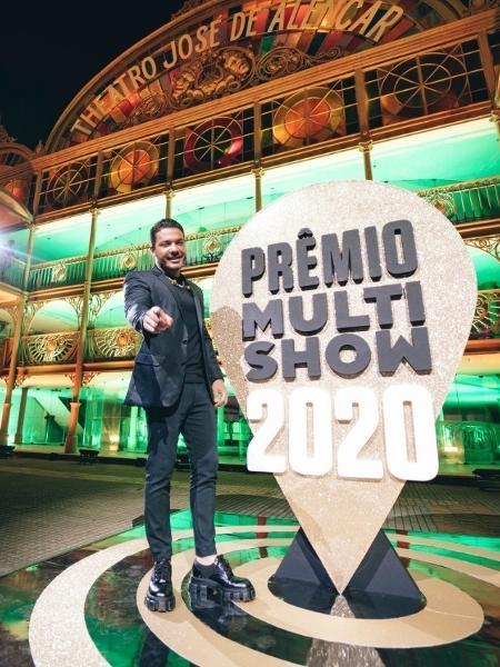 Wesley Safadão em Fortaleza: o cantor se apresenta no Prêmio Multishow - I Hate Flash