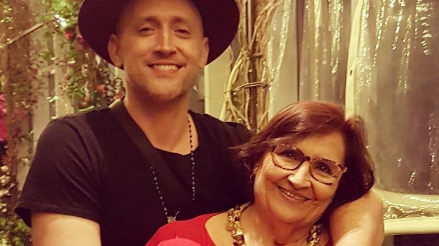 Paulo Gustavo e a mãe, Déa Lúcia - Reprodução/Instagram