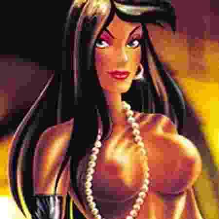Drag Car, capa da Sexy de setembro de 1995 - Reprodução - Reprodução
