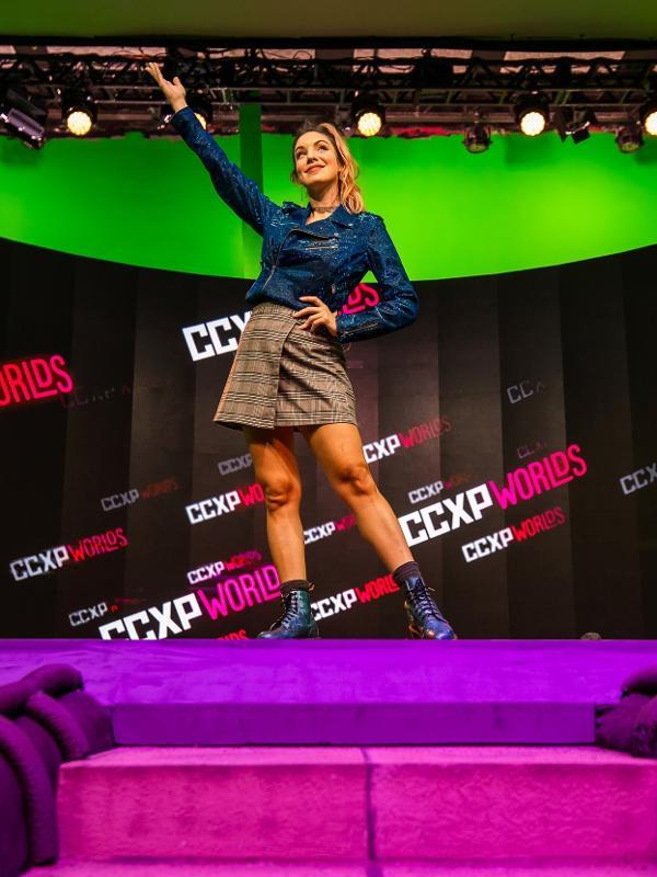 CCXP Worlds: Marimoon no palco Thunder