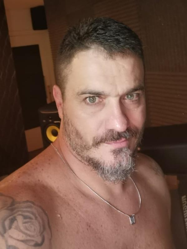 Ex-BBB Rafa, o 'ogro', que participou da edição de 2012 do reality show