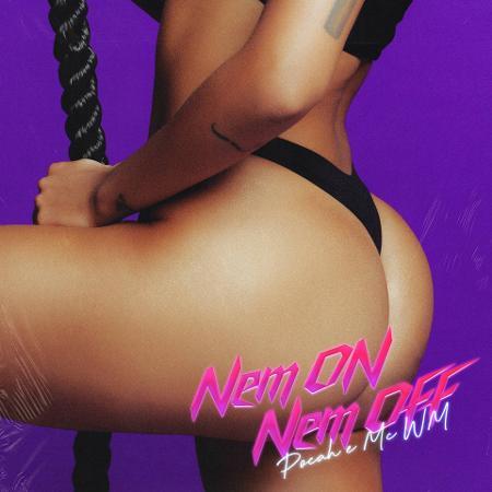 """Capa de """"Nem On Nem Off"""", nova música de Pocah e MC WM - Divulgação"""