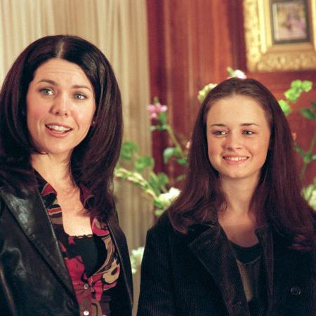 """Cena do episódio piloto de """"Gilmore Girls"""" - Divulgação"""