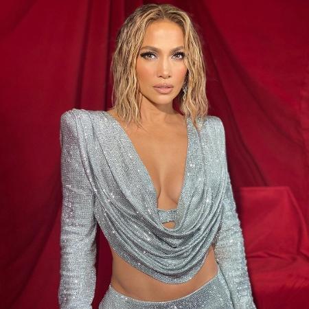 Jennifer Lopez desabafou em um vídeo  - Reprodução/Instagram