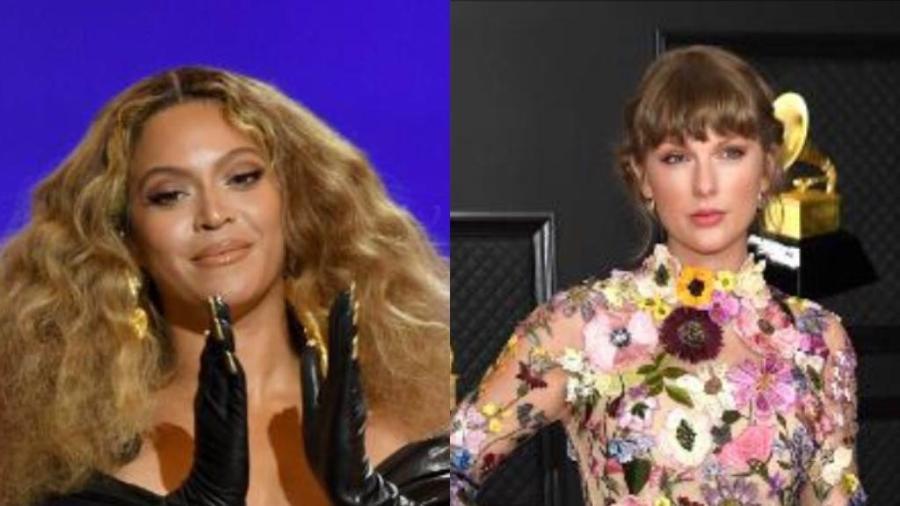 Beyoncé e Taylor Swift fizeram história no Grammy - Kevin Winter / Kevin Mazur / Getty Images
