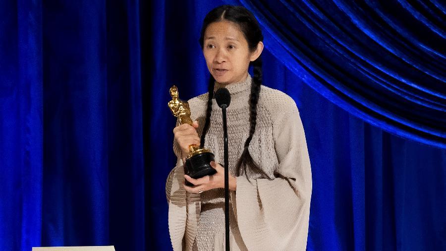 Oscar 2021 tem a pior audiência televisiva da história da cerimônia - Todd Wawrychuk/A.M.P.A.S. via Getty Images