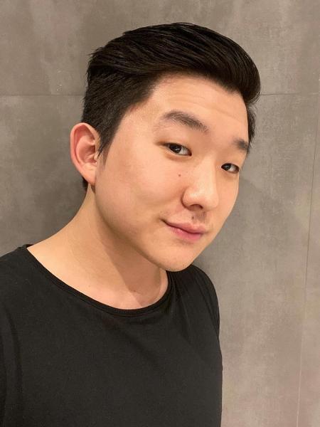 """Pyong Lee é um dos participantes do reality show """"Ilha Record"""" - Reprodução/Instagram"""