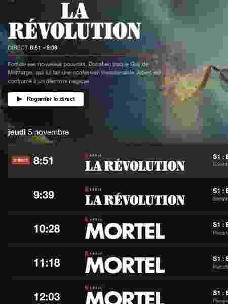 Netflix - Reprodução - Reprodução