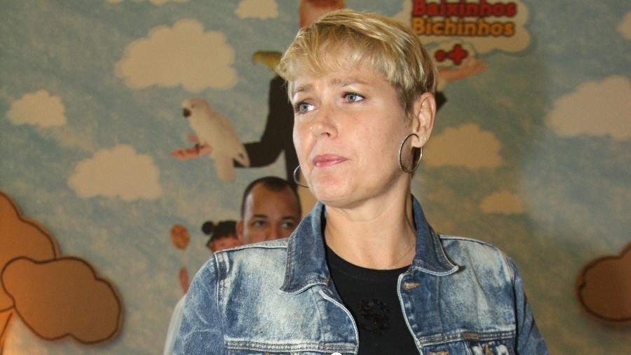 A apresentadora Xuxa - Thiago Duran/AgNews