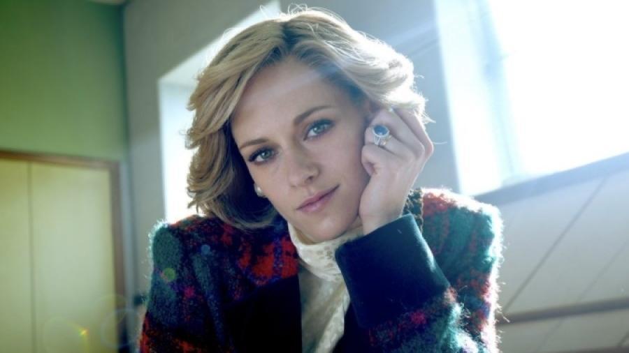 """Kristen Stewart como a princesa Diana para o filme """"Spencer"""" - Divulgação"""