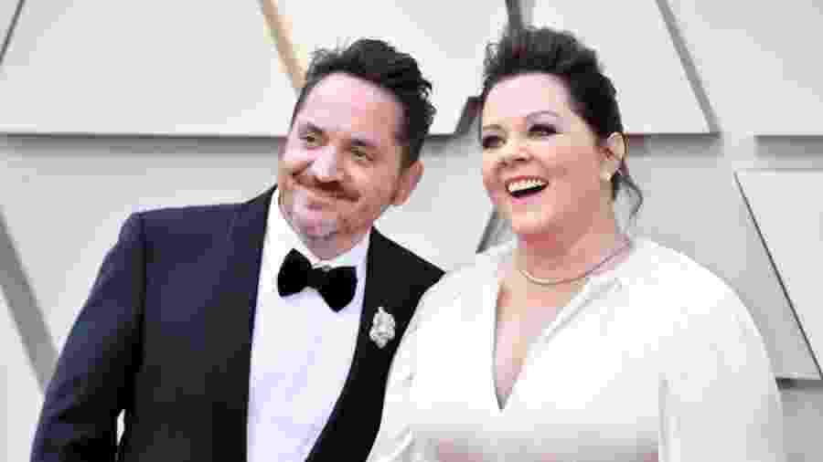 Ben Falcone e Melissa McCarthy - Jeff Kravitz / FilmMagic