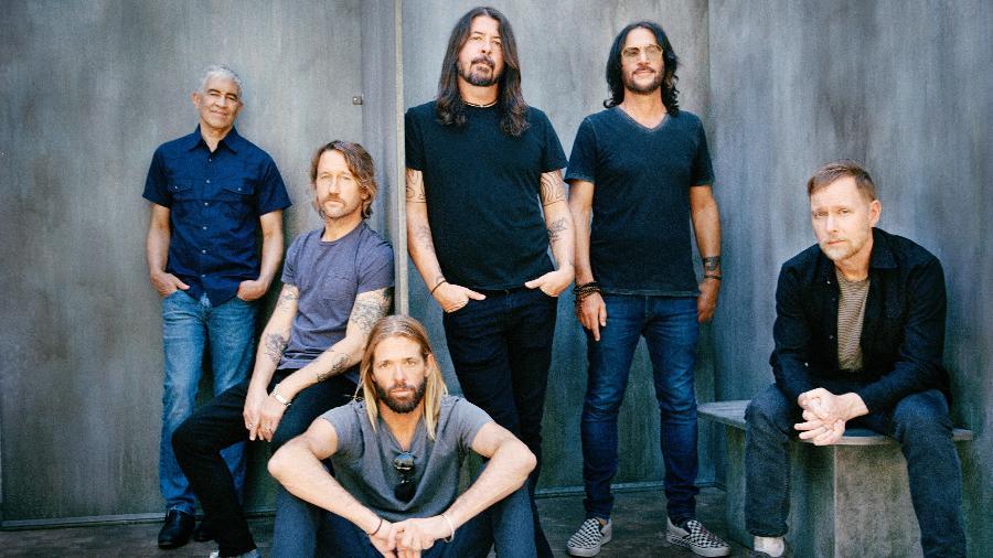 Foo Fighters - Divulgação