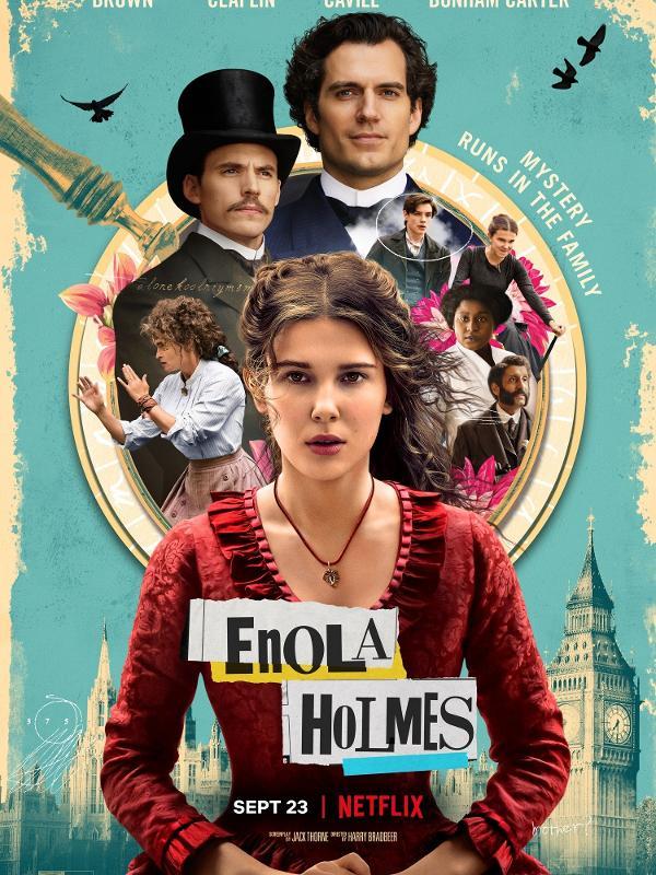 'Enola Holmes' já está disponível na Netflix