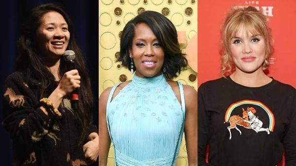 Chloe Zhao, Regina King e Emerald Fennel, indicadas ao Globo de Ouro de melhor direção em 2021