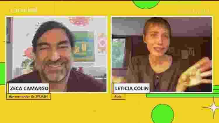 let - Splash Entrevista / UOL - Splash Entrevista / UOL