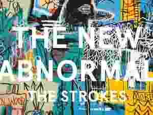 """The New Abnormal"", The Strokes, 2020 - Arte por Jean-Michel Basquiat - Reprodução - Reprodução"