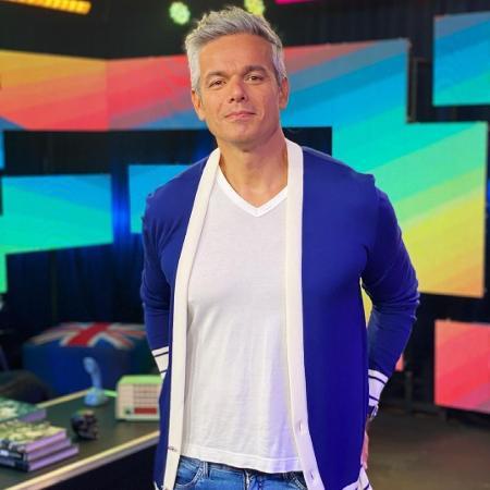 Otaviano Costa, apresentador do OtaLab - Instagram/Reprodução