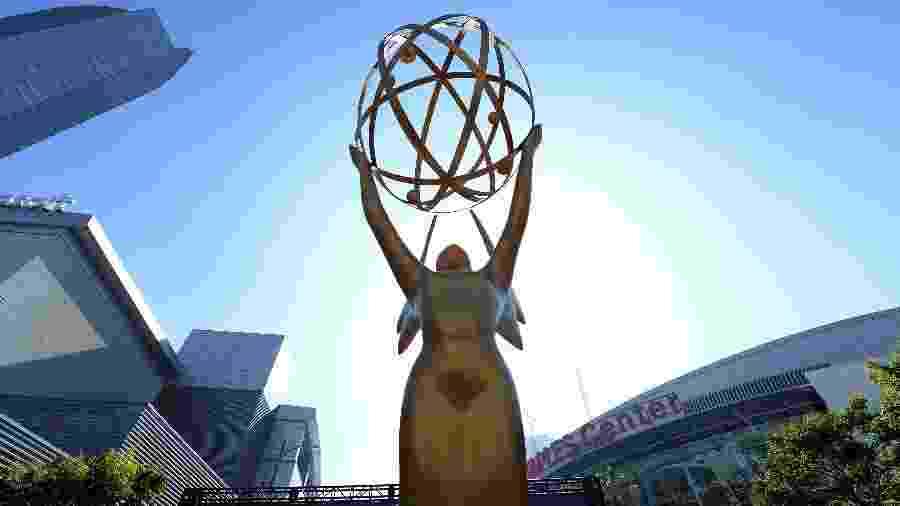 A estatueta do Emmy e aquele friozinho na barriga... quem vai ganhar? - Kevork Djansezian/Getty Images