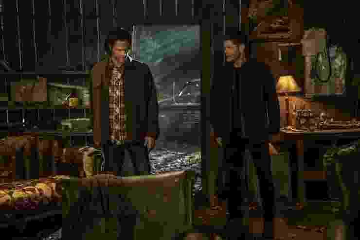 'Supernatural': veja fotos do episódio 'Last Holiday', da 15ª temporada - Divulgação/CW
