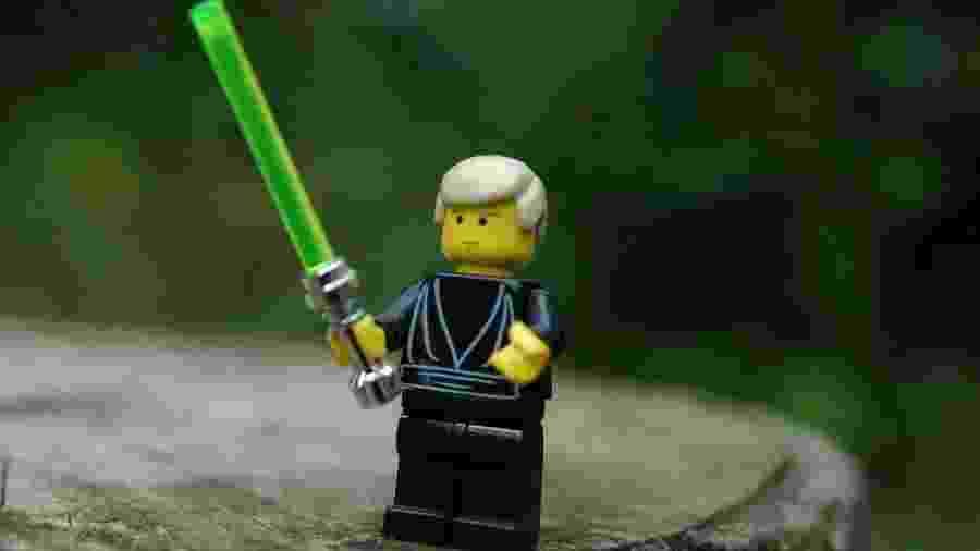 Os brinquedos de Star Wars foram avaliados em 400 mil libras - Gareth Bellamy